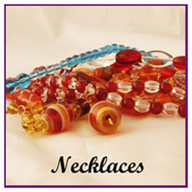 Hippy Chic - Necklaces