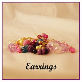 Hippy Chic - Earrings